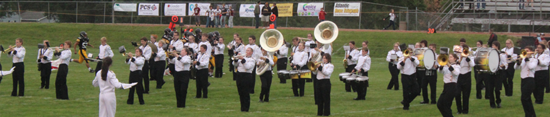High School Banner Band